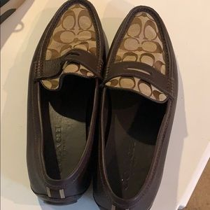 Coach men loafers